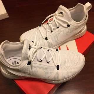 🚚 Nike Duel Racer 全白 慢跑鞋 球鞋 女生