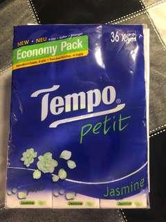Tempo tissue 36 pack