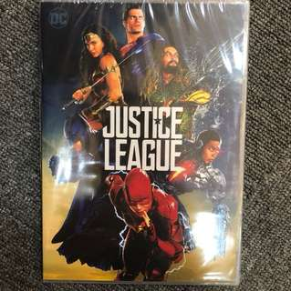Justice  League- DVD
