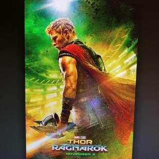 Thor Ragnarok: DVD