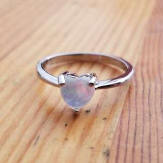 (PREORDER) Heart Thin Band Ring