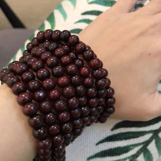 Wooden balls Necklace/Bracelet