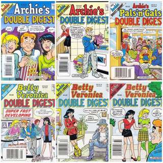 Archie's/ Betty and Veronica Double Digest