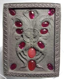 Mongdam Butterfly Block B Amulet