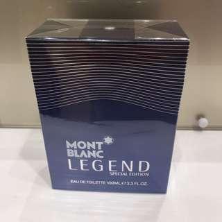 Mont Blanc Legend special edition