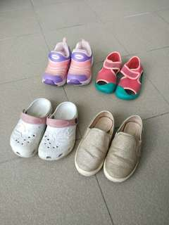 Shoes - 4 in 1 (Happy Hour Sale!)