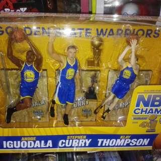 全新NBA 全3隻BXO1套