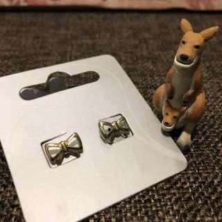 [包平郵] 多買多平 耳環 Earrings (蝴蝶結 D)