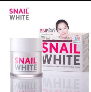 Snail White Filtrate Moisture Cream