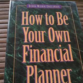 How to be Your Own Financial Planner