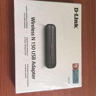 D-Link Wireless N 150 USB Adapter