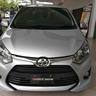 ALL NEW AGYA 1.2 G TRD