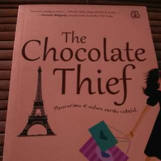 Novel The Chocolate Thief