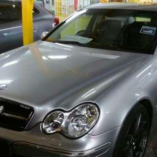 Merc Benz E230 Avantgarde Sport 2.5 V6