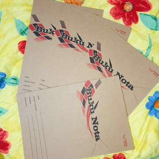 4 FOR RM5 school note book