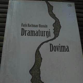 Novel Dramaturgi Dome