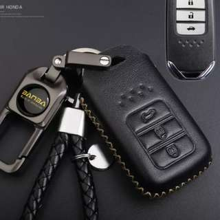 Honda civic FC key leather pouch casing