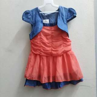 Girl Dress xiwawa