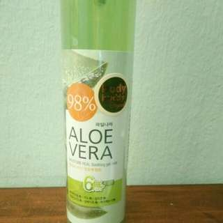 Korean Aloe Vera Gel Mist For Face, Hair And Body