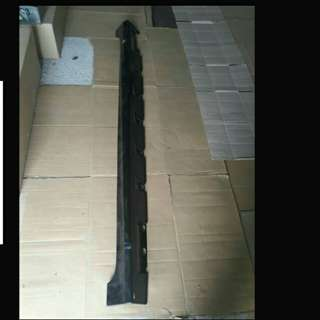 SIDE SKIRT MYVI LAGI BEST & ICON ORIGINAL