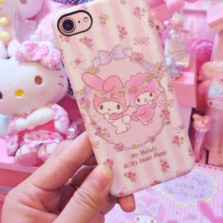 My melody iPhone case 手機殻