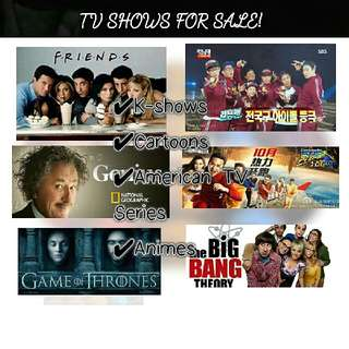 AMERICAN US / UK TV SERIES DOWNLOAD, CHINESE & JAPANESE SHOWS, KOREAN SHOWS, ANIMES, PSP GAMES FOR SALE