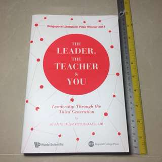 The Leader, Teacher & You Storybook | The Leader, Teacher and You
