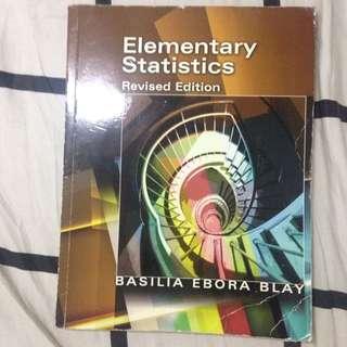 Elementary Statistics by Basilia Blay