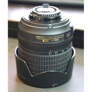OFFER - NIKON VR DX 18-105MM LENS