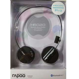 BNIB Rapoo H6020 Bluetooth Headphones