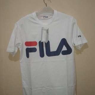 Tshirt Fila Classic White