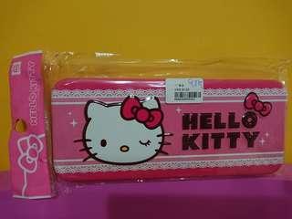 Hello Kitty鐵筆盒