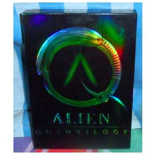 Alien/Predator Ultimate DVD Colleciton Region 1