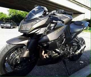 SB: Kawasaki Z1000 2013: Low Monthly‼️ Low DP ‼️ Low Balance ‼️ Read Description Below For Bike Details ✔️