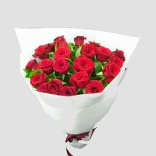 Flower Bouquet∕Hand Bouquet∕Birthday Bouquet∕Anniversary Bouquet∕Proposal Bouquet - 28F1E