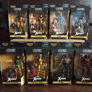 Marvel Legends Series Juggernaut Wave