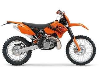 KTM 200 EGS ADVICE