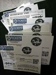 enchanted kingdom with agila ticket