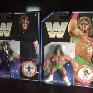 WWE Wrestling Retro