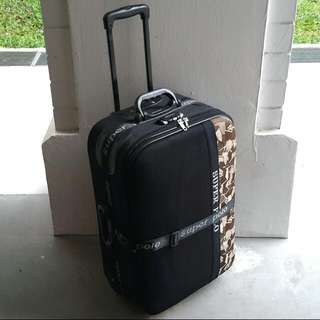 "(*Defects) Super Polo 25"" Luggage Bag"