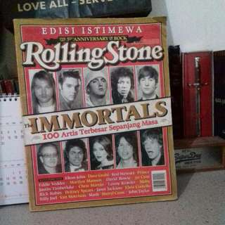 Rolling Stone Magz