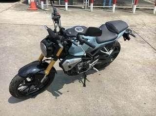 Honda CBR150R ExMotion