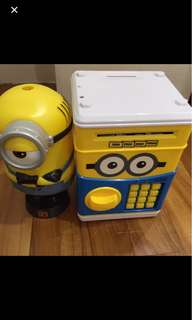 Minion safe box