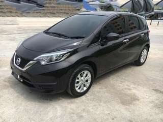 Nissan Note 1.2L