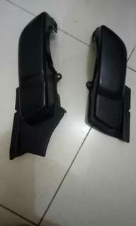 Side cover honda cb400 superfour version s