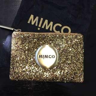 Mimco Gold Purse
