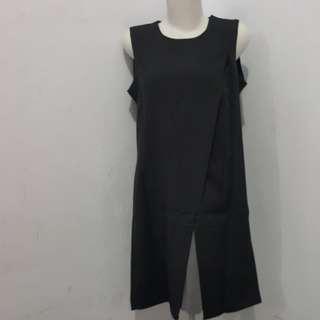 This is april black dress
