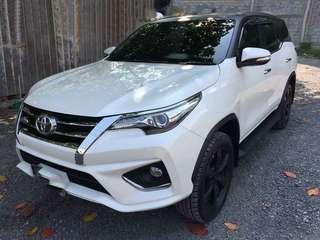 Toyota Fortuner TRD 2.8