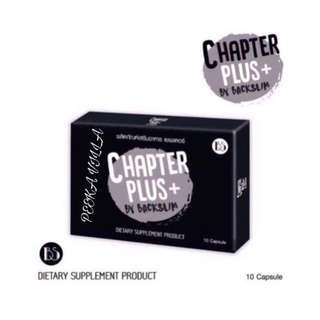 Chapter Plus+ by BackSlim