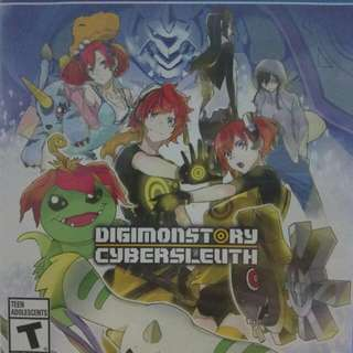 Digimon Cyber Sleuth (PS4)